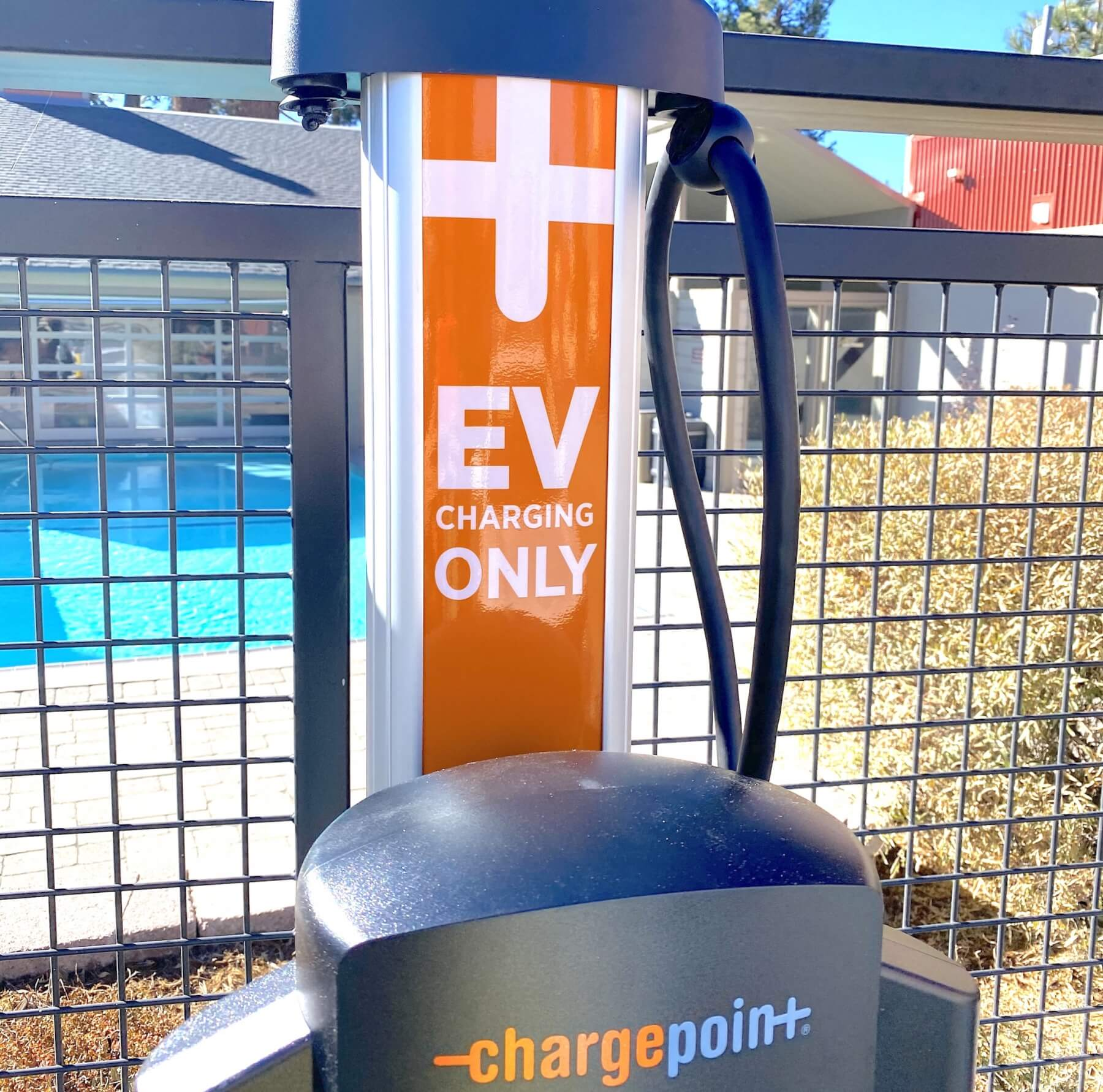 7-Exclusive Use of Charging Stations