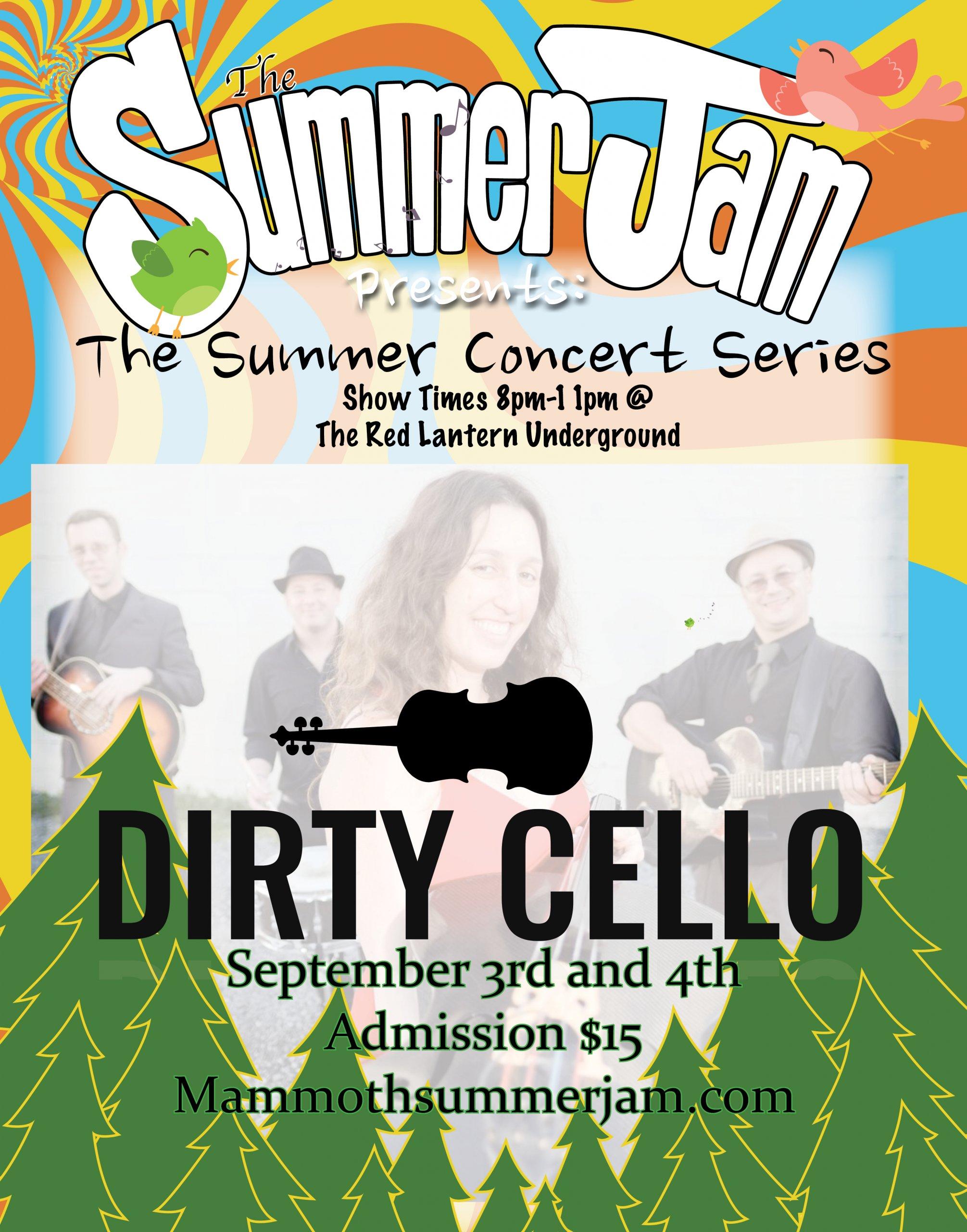 Dirty-Cello-poster