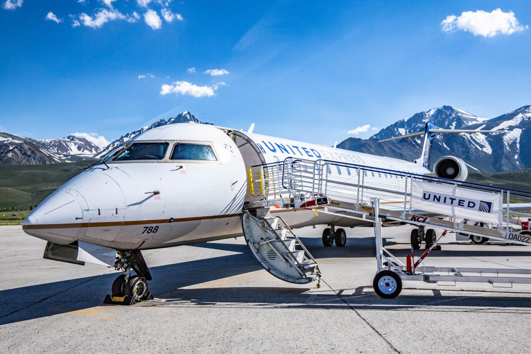 Flights to Mammoth Lakes on United