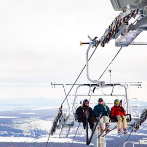 Skiing & Snowboarding - Visit Mammoth