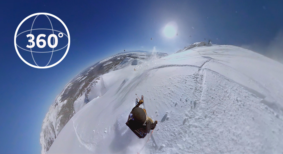 360° Winter Adventures in Mammoth Lakes